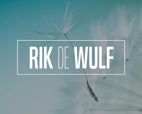 Rik De Wulf