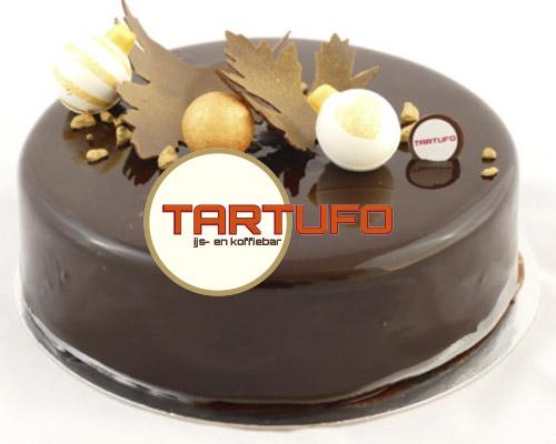 Tartufo ijs