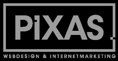 Pixas Retina Logo