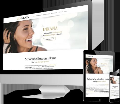 webdesign voorbeeld